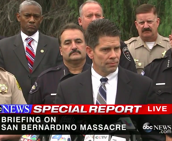 FBI Makes It Official: SanBernardino Shootings Were Terrorism (video)