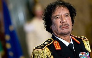 Even Gaddafi was given a proper Islamic burial after his body was defiled