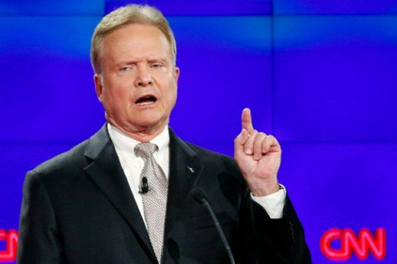 Is Jim Webb Set to Run Against Hillary Clinton as an Independent?