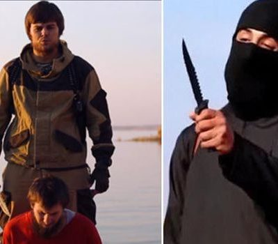 ISIS beheads five Russian