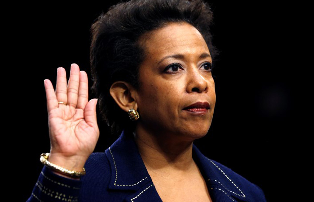 AG Loretta Lynch will prosecute anti-Muslim rhetoric