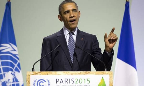 President Obama Cheers Disastrous Paris Agreement on Climate Change