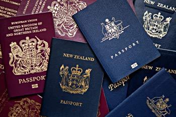 ISIS Printing Fake Syrian Passports