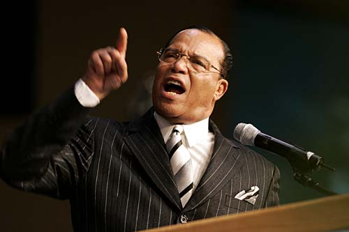 "Farrakhan Called Trump's Immigration Plan ""Wise"""