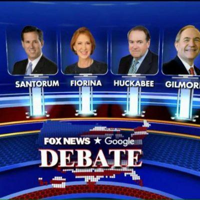 #GOPDebate /Fox Early Debate
