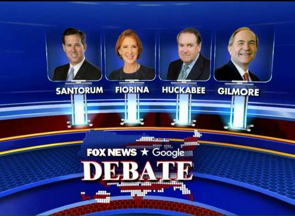 #GOPDebate /Fox Early Debate
