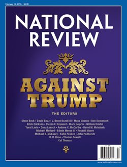 Why You Should Read National Review's 'Against Trump' Edition