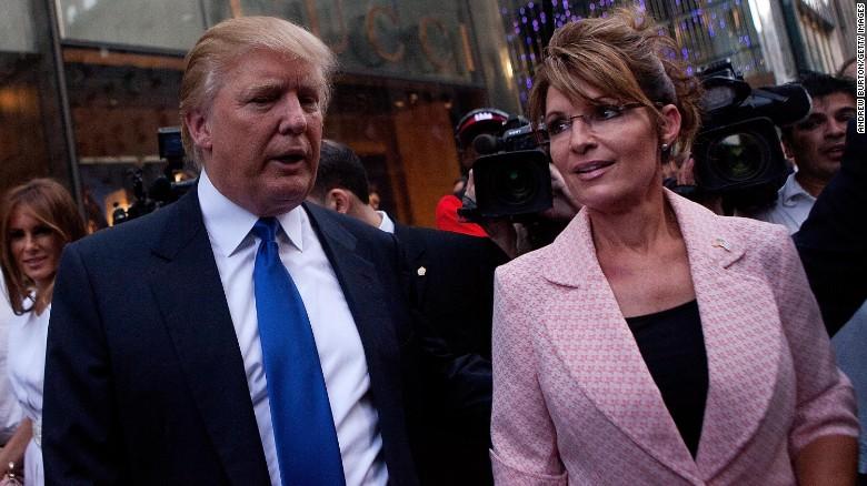 Donald Trump Campaign Circus Gets New Act With Sarah Palin Endorsement