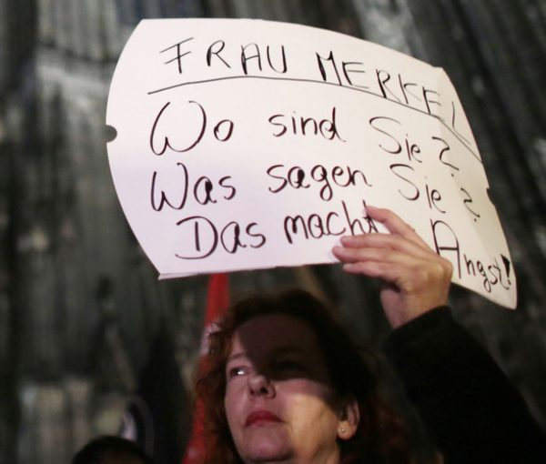 "ICYMI: ""Asylum Seekers"" in Germany Sexually Assault Dozens of Women on New Year's Eve"