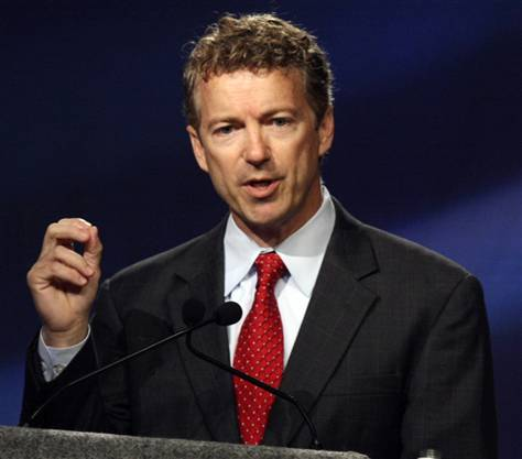 Keep talking, Rand: We need your unique voice.