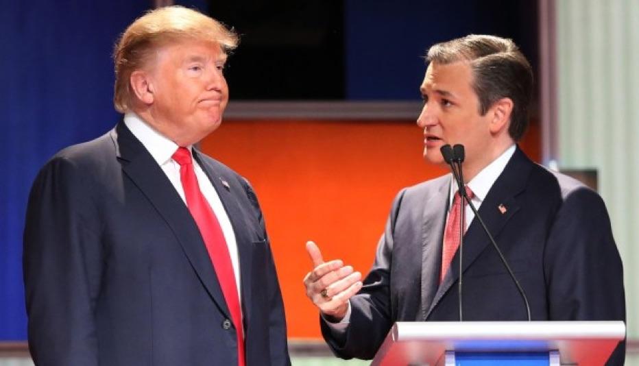 Trump's #GOPDebate Boycott: Is He Afraid of Ted Cruz?