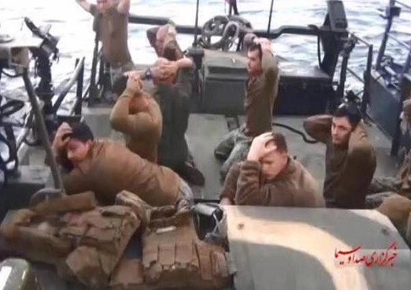 Iran Captures US Sailors, An Act Of War: Obama and Kerry Apologize