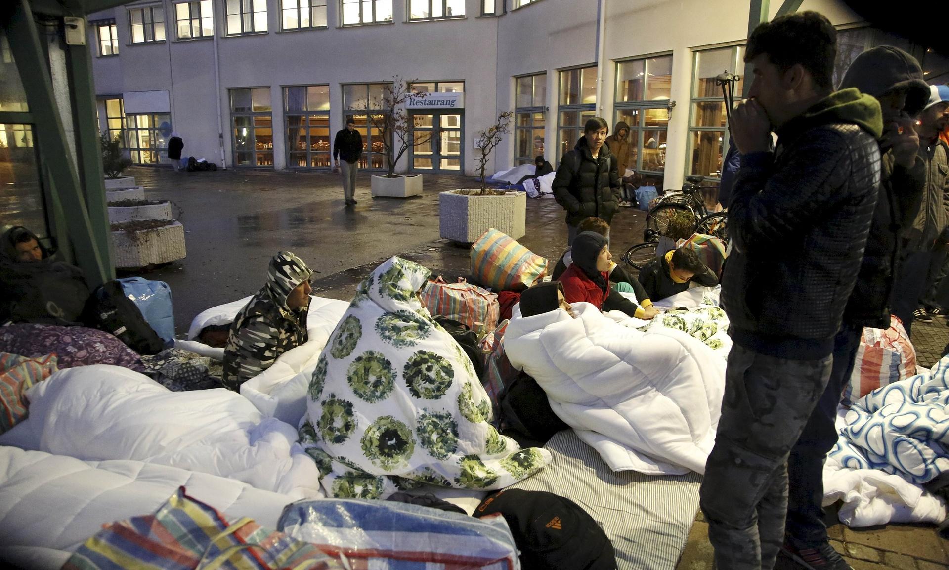Sweden May Deport Thousands of Asylum Seekers