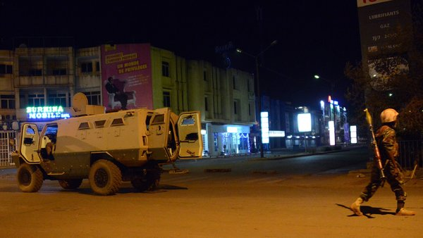 #BurkinaFaso: Jihadis Murder At Least 20 At Resort Housing UN Workers And Westerners