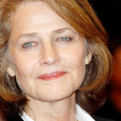 #CharlotteRampling Shoots Back At