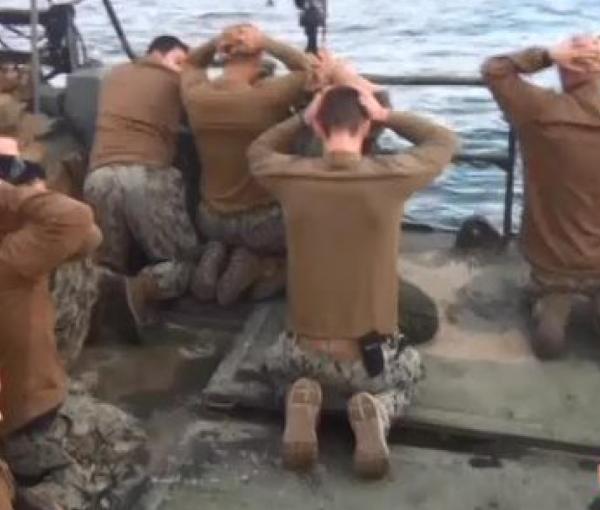 American Sailor Incident Weakens U.S. Not Iran
