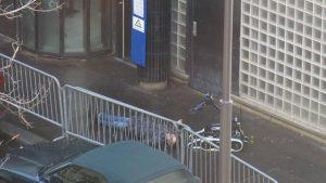 Knife Wielding Man Shot Dead by French Police