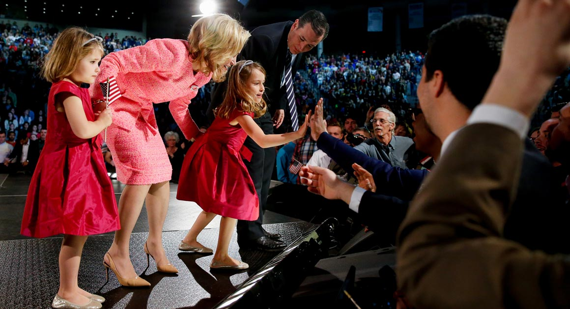 Ted Cruz Tells Iowans He Spanks His Daughter, and Liberal Hell Breaks Loose