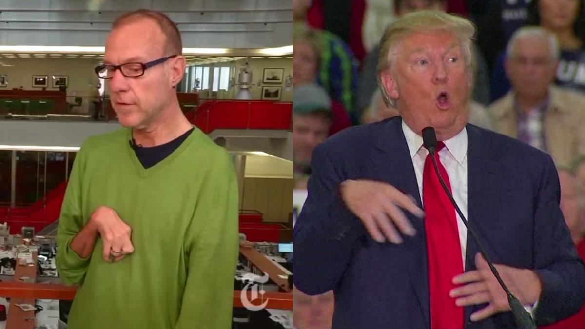 Trump Says Cruz Has 'No Heart.' Pot, Meet Kettle.