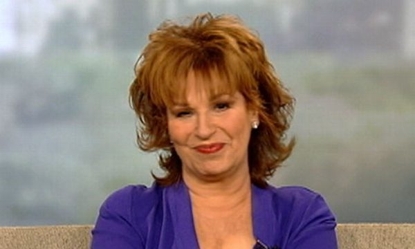 Joy Behar Proves Once Again That Leftist Women Are Mindless