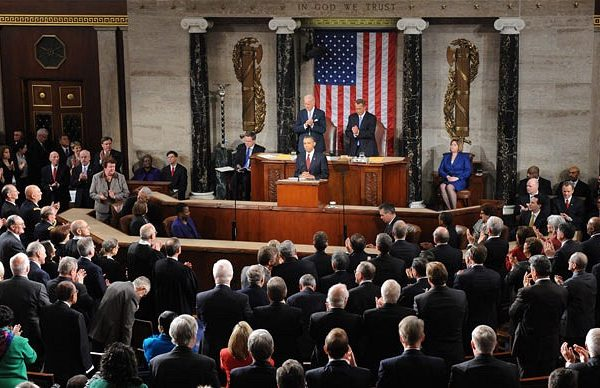 The State of the Union Address is a Tragic Farce