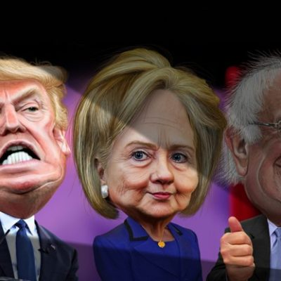 Pick your poison?  Trump, Sanders and Hillary
