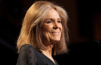 Gloria Steinem Says Women Want to Vote for Bernie Sanders Because