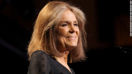 "Gloria Steinem Says Women Want to Vote for Bernie Sanders Because ""It's Where The Boys Are"""