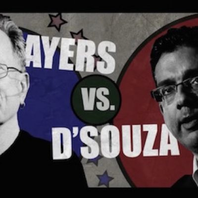 American Exceptionalism Debate: Watch Dinesh D'Souza Scorch Bill Ayers [VIDEO]
