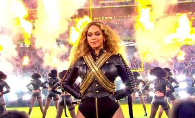 Beyoncé Salutes Black Panther Party at #SB50