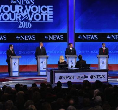 #GOPDebate with ABC/IJR Wrap Up