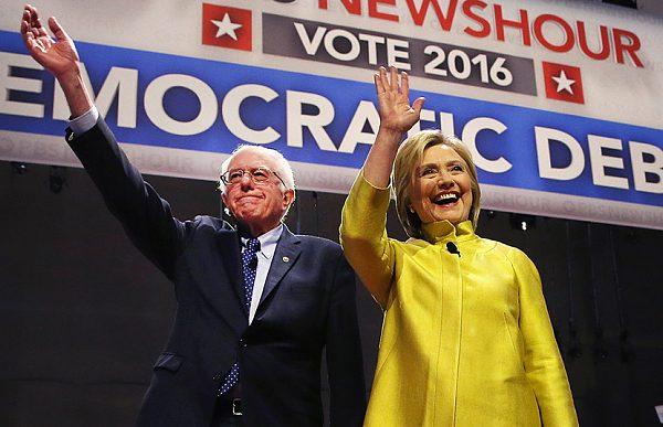 #DemDebate: Bernie And Hillary Greatest Twitter Hits Round 2