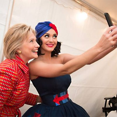 #ImWithHer: Katy Perry and Her Hillary Love Fest
