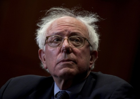 Quote of the Day: Bernie Sanders, Your Stoner College Roommate All Grown Up