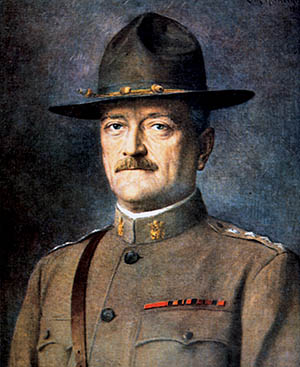 Trump Tells False Story about World War I General Pershing