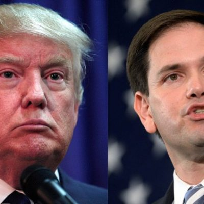 Trump Now Questions Rubio's Eligibility to Run for President [video]