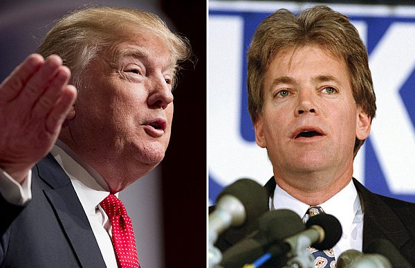 David Duke, White Supremacist Endorse Donald Trump [video]