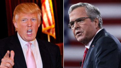 #GOPDebate: Trump and Bush Ignite Fireworks Over Eminent Domain [video]