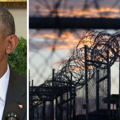 Obama Announces Gitmo Closing Plan (Video)
