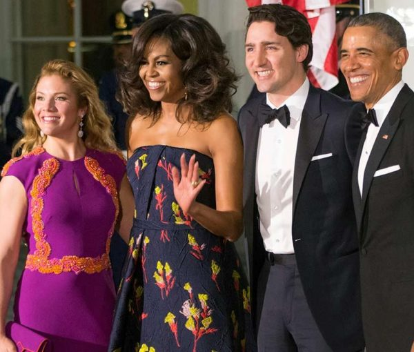 "The Obamas: State Dinner Fashion Show Features ""Zoolander"" and $20,000 Dresses"