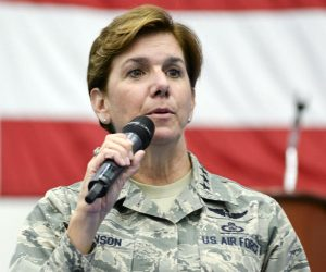 Air Force General Lori Robinson