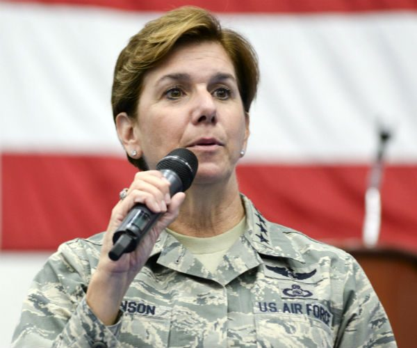 Female General to Head Combatant Command