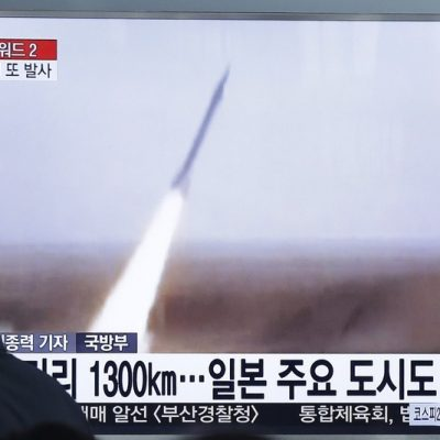 North Korea Launches Four Long Range Ballistic Missiles, Is Anyone Paying Attention?