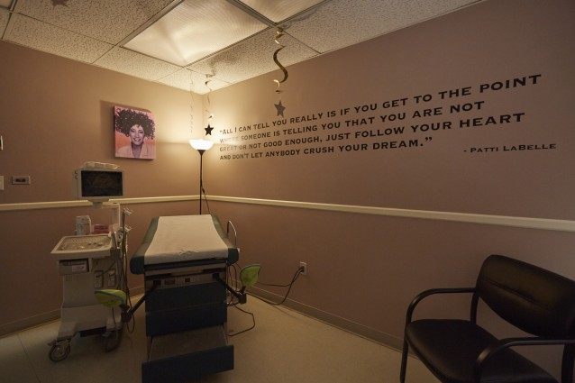 Abortion Can Be Spa-Like. Who Knew?