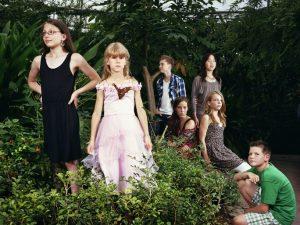 """Transgender"" children photographed by Sarah Wong"