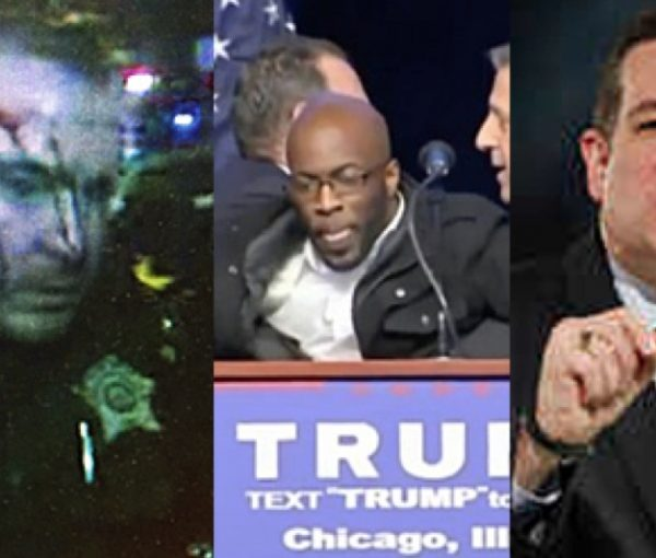 Could Black Lives Matter, Anti-Trump Protesters Hand Trump the Presidency?