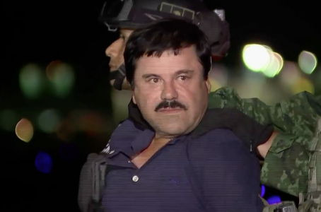 "#Inauguration Power Play: Mexico Extradites ""El Chapo"" To U.S. In Return For What From Trump? [VIDEO]"