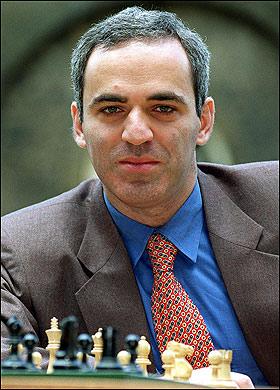 Garry Kasparov Tells Bernie Supporters