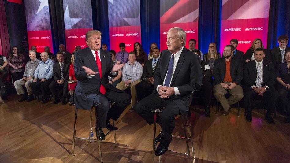 """Donald Trump: Geneva Conventions Have Made U.S. Soldiers """"Afraid To Fight"""""""
