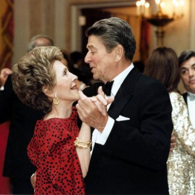Nancy Reagan: A Class-Act First Lady (Feminists Can Keep Their Bile To Themselves)